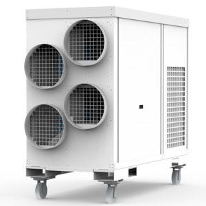 Climatiseur mobile gros volume