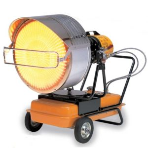 chauffage fuel infrarouge